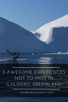 After months of anticipation, I arrive in Ilulissat, Greenland the city of icebergs. Ilulissat inspires gazing, but it is also a place for adventuring! Europe Travel Guide, Travel Guides, Travel Destinations, Travelling Europe, Travel Advice, Travel Plan, Travel Tips, Travel Checklist, Travel Articles
