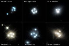 Hubble Detects Smallest Known Dark Matter Clumps | NASA