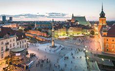 europäische hauptstädte hauptstadt poland polenreisen