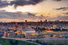 Yerusalem, city of peace.