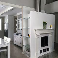 takka, fire place, olohuone, living room, vardagsrum