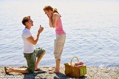 Cute Boy Propose to Girlfriend Love Couple | Wallpaper