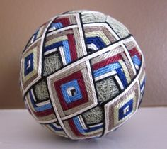 Temari- Ancient Japanese folk art tradition