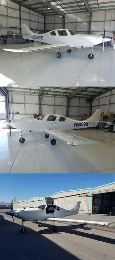 2005 Lancair IV P aircraft [new and rebuilt items]