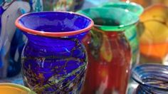 How glass blowing works Glass Center, Panel Art, Clay Crafts, Glass Art, It Works, Art Pieces, Pottery, Artwork, Hobbies
