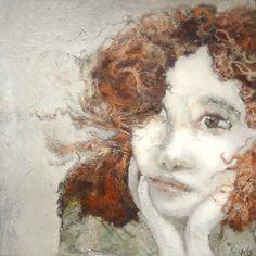 Heel mooi schilderij van Iris Schreven! Heeft nog vele mooie andere schilderijen.