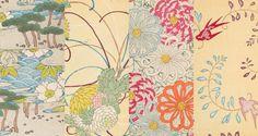 明治時代の美しい図案コレクションが無料ダウンロード公開