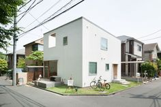 Architects: Flat House Location: Tokyo, Japan