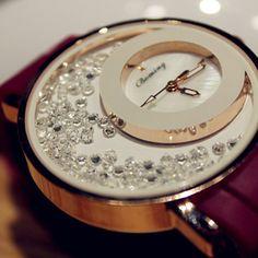 Ladies watch 2013 women's rose gold rhinestone candy jelly color silica gel big dial watch waterproof female watch $35.22