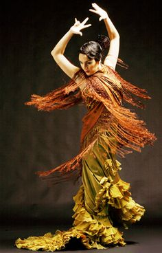 The passion of flamenco...