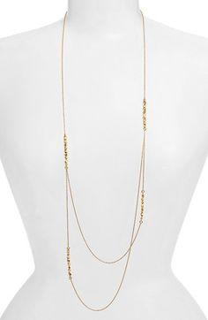 Alexis Bittar 'Elements - Phoenix' Long Station Necklace on shopstyle.com
