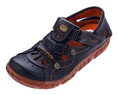 Leder Damen Sandaletten Schuhe Navi Sandalen Gr. 36 - http://on-line-kaufen.de/tma/36-eu-leder-sandalen-damen-sandaletten-comfort