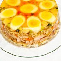 Recept : Aspikový dort II.   ReceptyOnLine.cz - kuchařka, recepty a inspirace Anna, Eggs, Breakfast, Food, Morning Coffee, Essen, Egg, Meals, Yemek