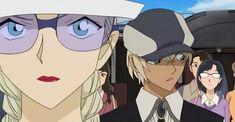 Detective Conan 名探偵コナン Bourbon and Vermouth