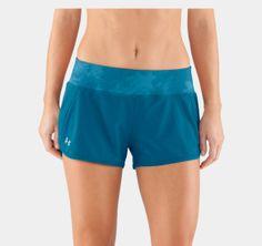 Women's UA Get Set Go Shorts are the best workout short!!!
