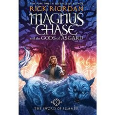 The Sword of Summer (Magnus Chase and the Gods of Asgard Series #1) (Hardcover) by Rick Riordan : Target And any further books in the series