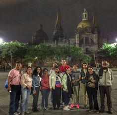 Las imágenes dicen mucho más de lo que podríamos explicar de las hermosas vivencias de nuestros peregrinos en #México. Estas tomas son de agosto 10 en #Guadalajara.