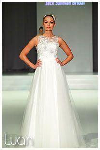 e8400dadea LUAN / Wedding Dresses / Mercedes Fashion Festival / Jack Sullivan Bridal
