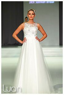 LUAN / Wedding Dresses / Mercedes Fashion Festival / Jack Sullivan Bridal