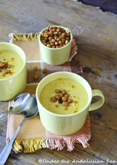 Under the Andalusian Sun: Soup Sunday: chickpeas