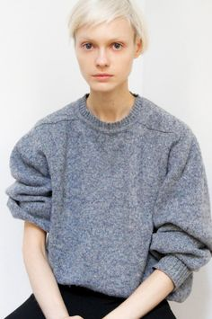 Nora Vai - Muse Models F/W 14 Polaroids/Portraits (Polaroids/Digitals)