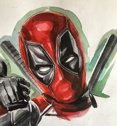 Deadpool #tattoofett