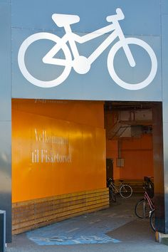 Bike Parking Garage by The Prudent Cyclist on Flickr.
