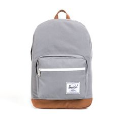 Pop Quiz Gray by Herschel Supply Co. I'd love this in another color too!!