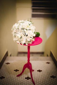 Casamento - Wedding - Rio de Janeiro - Brasil - Brazil - RJ - Raoní Aguiar Fotografia - Noiva - Bride - Making of - Buquê - Bouquet