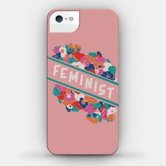 Feminist | iPhone Cases, Samsung Galaxy Cases and Phone Skins | HUMAN