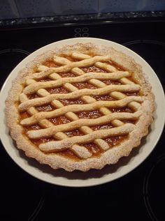 Από τις ωραιότερες συνταγές για πάστα φλώρα! Cake Mix Cookie Recipes, Cake Mix Cookies, Greek Recipes, Desert Recipes, Sweet Pie, Yummy Cakes, Apple Pie, Pasta Recipes, Deserts