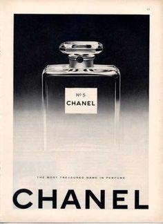 Chanel No 5 Perfume Bottle (1949)