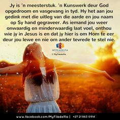 Counselling Training, Afrikaanse Quotes, Goeie More, Daughters Of The King, Good Morning Greetings, Counseling, Bible Verses, Encouragement, Faith