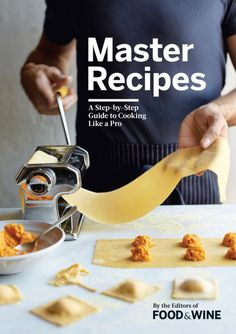 <p>From the Food & Wine test kitchens comes a cookbook that features four different levels of culinary skills. Recipes from top chefs like David Chang, Jacques Pepin, and Dominique Ansel will light your way to cooking perfection. Buy It! Master Recipes, $34.99; amazon.com</p>