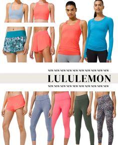 New @lululemon sports bras, tops, shorts leggings 🤍 #LTKunder100 #LTKSeasonal #LTKfit Workout Wear, Lululemon, Capri Pants, Leggings, Shorts, How To Wear, Shopping, Fashion, Arms
