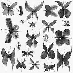 Papillon design Ruben Toledo per Ceramica Bardelli Ceramic Design, Tile Design, Painting Ceramic Tiles, Animal Tattoos, Pet Tattoos, Butterfly Design, Hand Painted Ceramics, Cover Photos, I Tattoo
