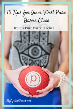 10 Tips for your First Pure Barre Class from an instructor. The Pure Barre technique, what to wear, and more are all broken down so you know what to expect!