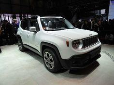 2015 Jeep Renegade - 2014 Geneva Auto Show