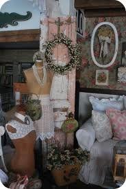 vintage lace dress forms