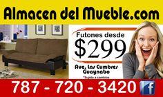 Cruzacalles 3'x5' Almacén Del Mueble, Guaynabo, Puerto Rico. (Primera Serie)