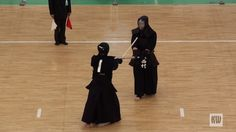 Quarter Final 3 — All Japan Kendo Championships