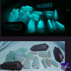 Handmade Soul Gems inspired by The Elder Scrolls series, perfect for the gamer in your life who can't get enough Skyrim! (They'd also make a great gift for yourself!)  Each batch is custom-made for you, so shipping can take up to two weeks. You will receive at LEAST twelve Soul Gems ranging in ...