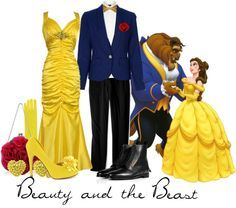 beauty and the beast themed groomsmen - Google Search