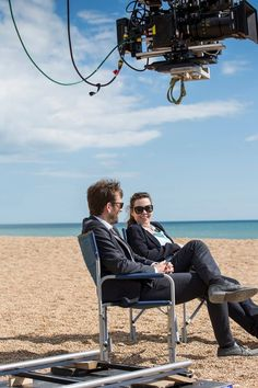 #Broadchurch 3 - Anyone would think they've got no TV drama to film! Source: BBCRadioSolent