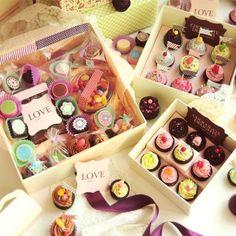 DIY chocolate set-Peony chocolate (by kpop shop kstargoods.com)