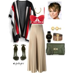 Some like it Hot by shellishells on Polyvore featuring polyvore мода style Chicwish Givenchy Charlotte Russe Schutz Diane Von Furstenberg Tiffany & Co. Isabel Marant Larsson & Jennings Sevil Designs