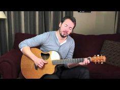 """Warren Barfield performs """"Redbird"""" for HearItFirst.com"""