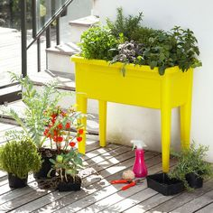 Envie De Potager Inspiration Terrasse Jardin Pinterest