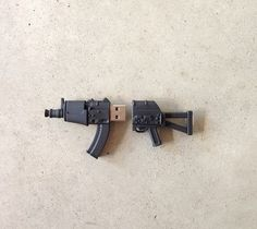 """AK-47 USB / """"Lightweight and compact in size """",""""Cool AK47 shaped design"""",""""8?GB capacity enables you to store whatever useful information you want,and take it wherever you go"""",""""Durable to use"""" http://thegadgetflow.com/portfolio/ak-47-usb-28/"""