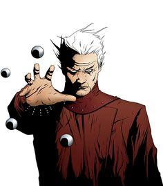 astonishingx:  Magneto's Monday: MagnetobyJae Lee